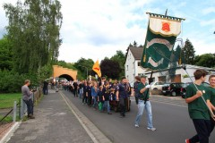 Umzug Altstadtfest Nidderau 2013