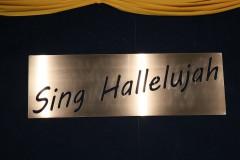 Sing Halleluja
