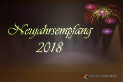 Neujahrsempfang der Stadt Nidderau 2018